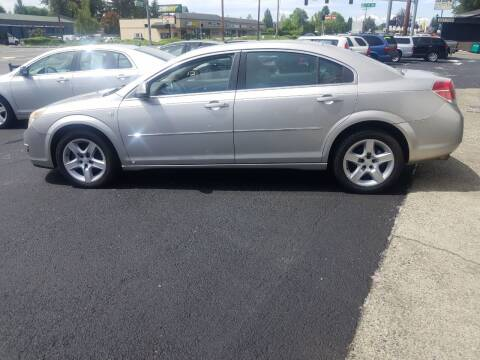 2008 Saturn Aura for sale at Bonney Lake Used Cars in Puyallup WA