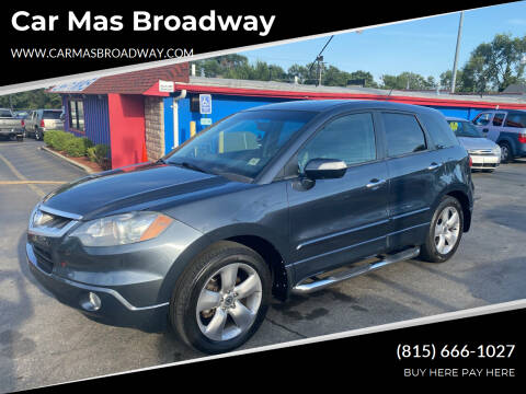 2007 Acura RDX for sale at Car Mas Broadway in Crest Hill IL