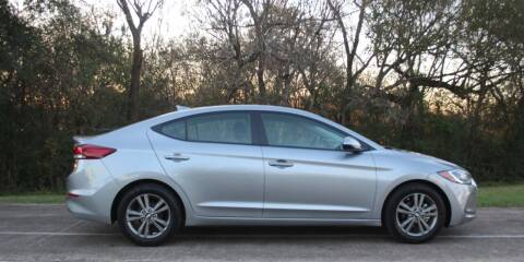 2017 Hyundai Elantra for sale at Clear Lake Auto World in League City TX
