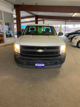 2009 Chevrolet Silverado 1500 for sale at Anderson Motors in Scottsbluff NE