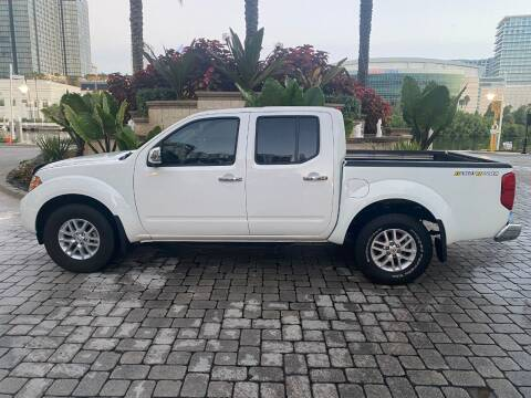 2019 Nissan Frontier for sale at CYBER CAR STORE in Tampa FL