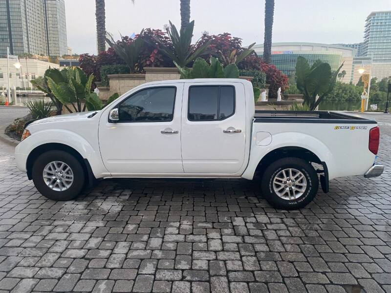 2019 Nissan Frontier for sale in Tampa, FL