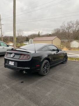 2013 Ford Mustang for sale at MJ'S Sales in Foristell MO