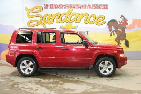 2009 Jeep Patriot for sale at Sundance Chevrolet in Grand Ledge MI