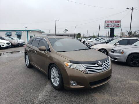 2011 Toyota Venza for sale at Jamrock Auto Sales of Panama City in Panama City FL