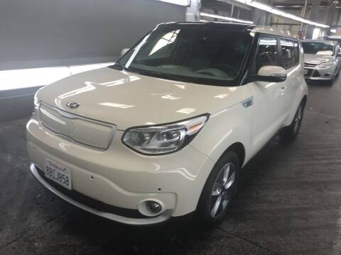 2017 Kia Soul EV for sale at San Jose Auto Outlet in San Jose CA