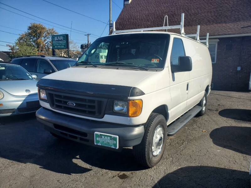 2006 Ford E-Series Cargo for sale at Kar Connection in Little Ferry NJ