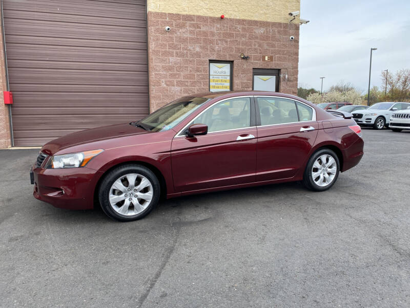 2008 Honda Accord for sale at CarNu  Sales in Warminster PA