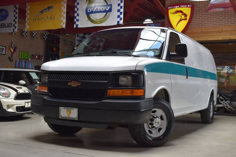 2013 Chevrolet Express Cargo for sale at Chicago Cars US in Summit IL
