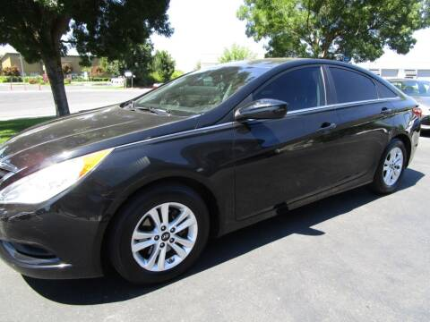 2013 Hyundai Sonata for sale at KM MOTOR CARS in Modesto CA