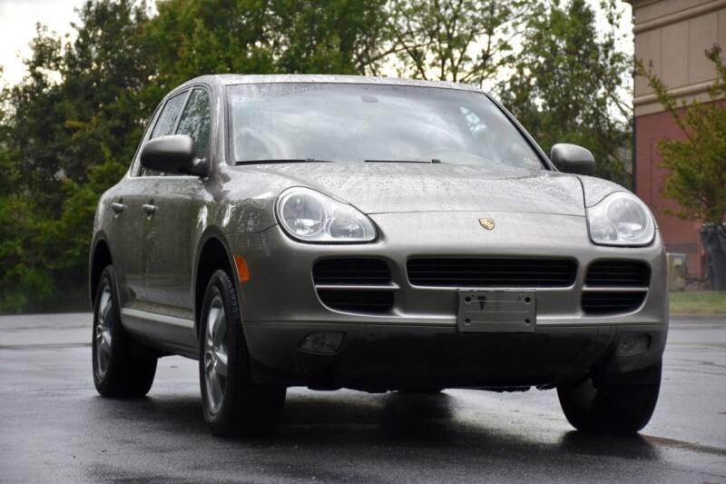 2006 Porsche Cayenne for sale at Wheel Deal Auto Sales LLC in Norfolk VA