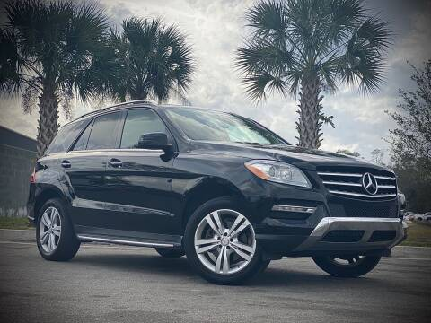 2013 Mercedes-Benz M-Class for sale at FALCON AUTO BROKERS LLC in Orlando FL