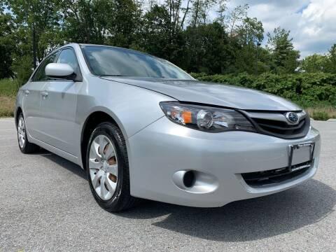 2011 Subaru Impreza for sale at Auto Warehouse in Poughkeepsie NY