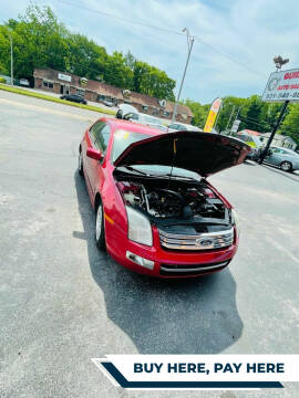 2007 Ford Fusion for sale at Guidance Auto Sales LLC in Columbia TN