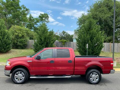 2007 Ford F-150 for sale at Superior Wholesalers Inc. in Fredericksburg VA