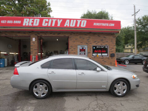 2008 Chevrolet Impala for sale at Red City  Auto in Omaha NE
