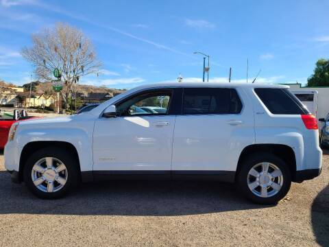 2011 GMC Terrain for sale at Coast Auto Sales in Buellton CA