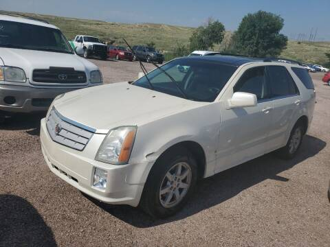 2009 Cadillac SRX for sale at PYRAMID MOTORS - Fountain Lot in Fountain CO