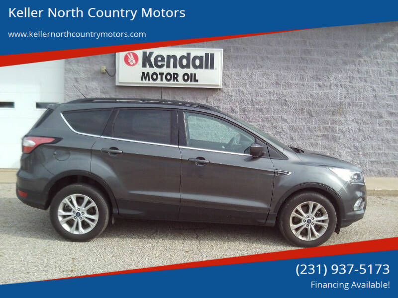 2017 Ford Escape for sale at Keller North Country Motors in Howard City MI