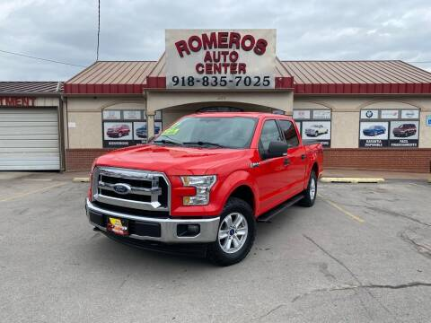 2017 Ford F-150 for sale at Romeros Auto Center in Tulsa OK