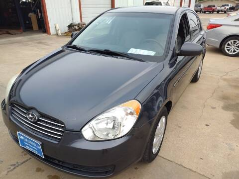 2011 Hyundai Accent for sale at 4 B CAR CORNER in Anadarko OK