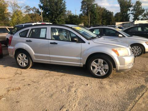 2007 Dodge Caliber for sale at AFFORDABLE USED CARS in Richmond VA