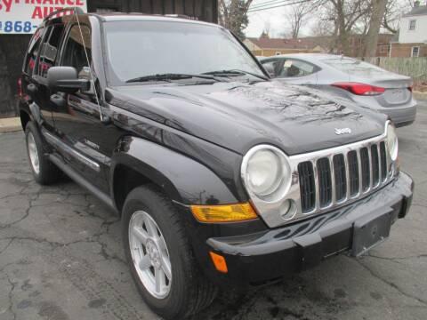 2007 Jeep Liberty for sale at EZ Finance Auto in Calumet City IL