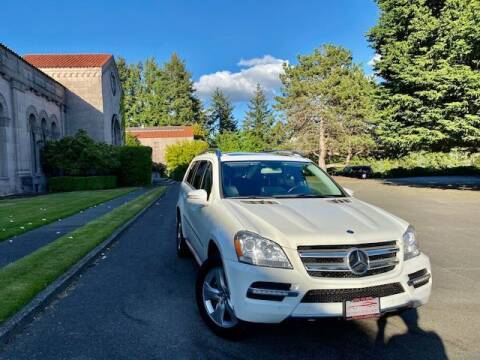2012 Mercedes-Benz GL-Class for sale at EZ Deals Auto in Seattle WA