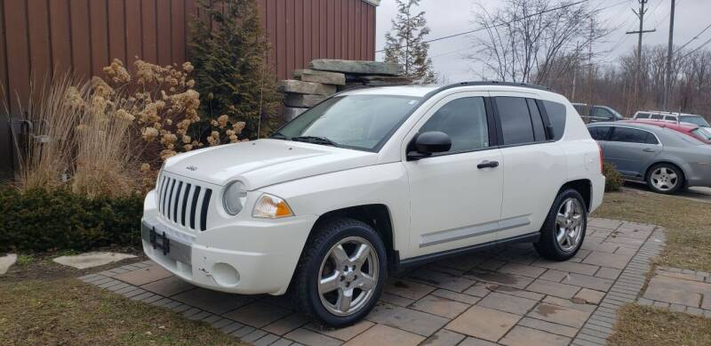 2008 Jeep Compass for sale at JRB Automotive LLC in Rochester MI