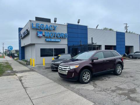 2011 Ford Edge for sale at Legacy Motors in Detroit MI