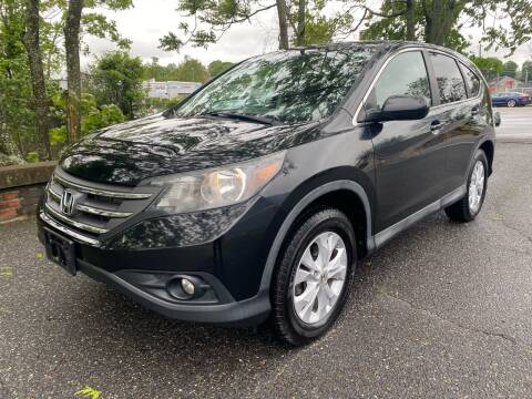 2012 Honda CR-V for sale at ANDONI AUTO SALES in Worcester MA