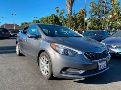 2016 Kia Forte for sale at San Jose Auto Outlet in San Jose CA