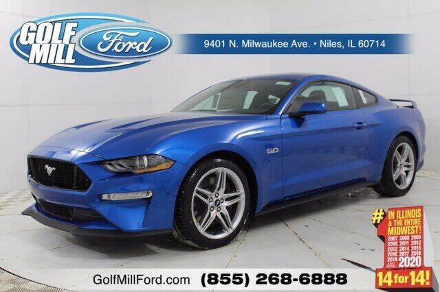 2021 Ford Mustang for sale in Niles, IL