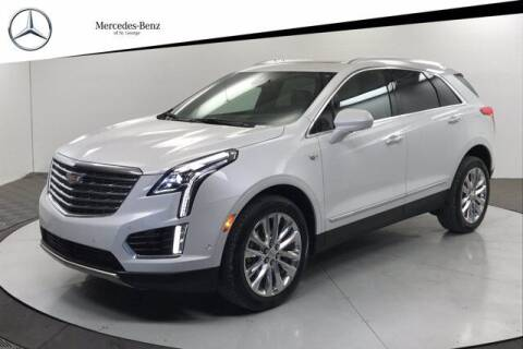 2019 Cadillac XT5 for sale at Stephen Wade Pre-Owned Supercenter in Saint George UT