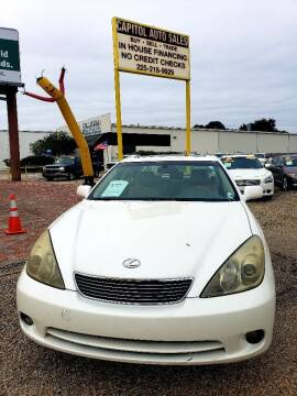 2005 Lexus ES 330 for sale at CAPITOL AUTO SALES LLC in Baton Rouge LA