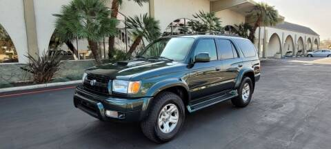 2001 Toyota 4Runner for sale at Alltech Auto Sales in Covina CA
