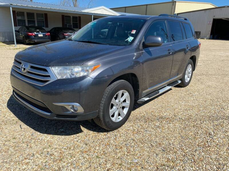2012 Toyota Highlander for sale at Community Auto Specialist in Gonzales LA