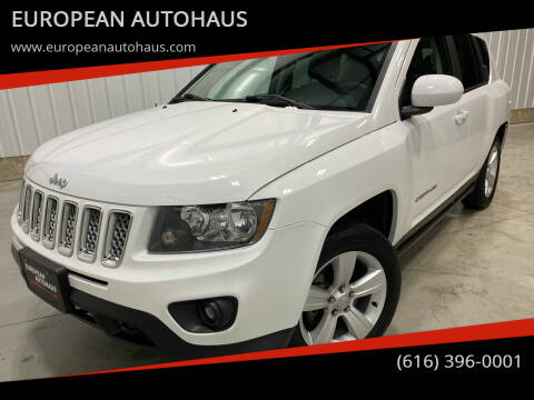 2014 Jeep Compass for sale at EUROPEAN AUTOHAUS in Holland MI