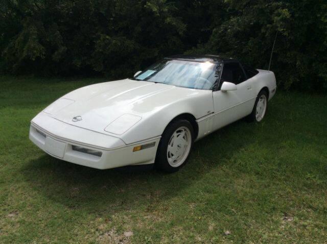 1988 Chevrolet Corvette for sale at Allen Motor Co in Dallas TX