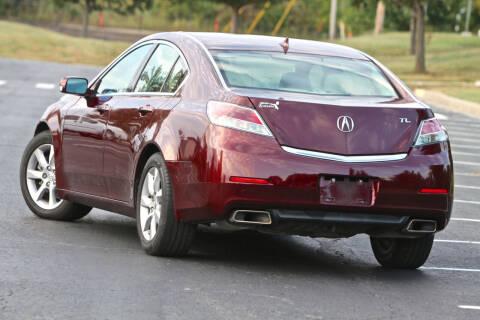 2013 Acura TL for sale at P M Auto Gallery in De Soto KS