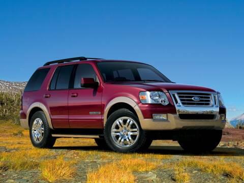 2008 Ford Explorer for sale at James Hodge Chevrolet of Broken Bow in Broken Bow OK