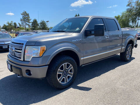2010 Ford F-150 for sale at Universal Auto Inc in Salem OR