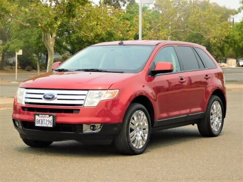 2009 Ford Edge for sale at General Auto Sales Corp in Sacramento CA