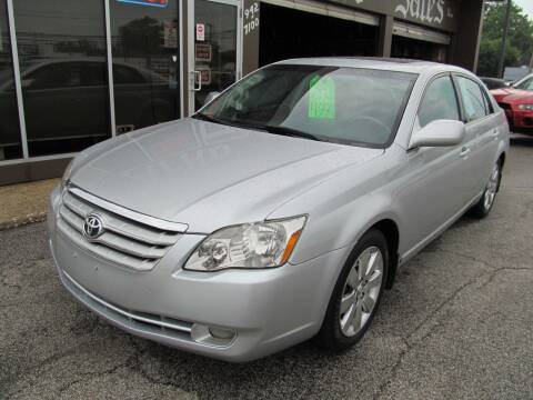 2007 Toyota Avalon for sale at Arko Auto Sales in Eastlake OH