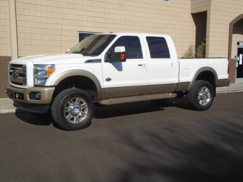 2013 Ford F-250 Super Duty for sale at COPPER STATE MOTORSPORTS in Phoenix AZ