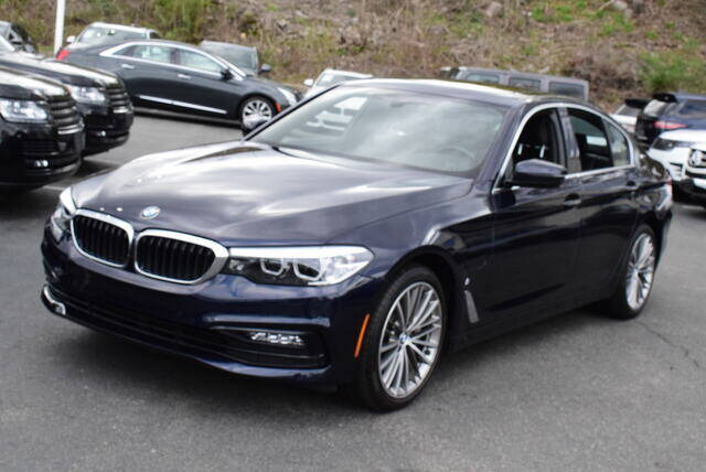 2018 BMW 5 Series for sale at Automall Collection in Peabody MA