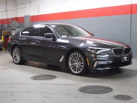 2017 BMW 5 Series for sale at CU Carfinders in Norcross GA