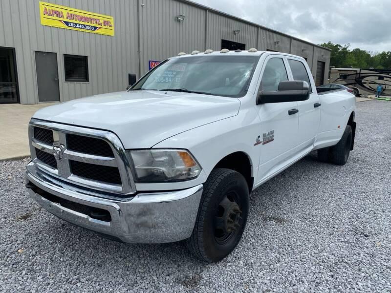 2016 RAM Ram Pickup 3500 for sale at Alpha Automotive in Odenville AL