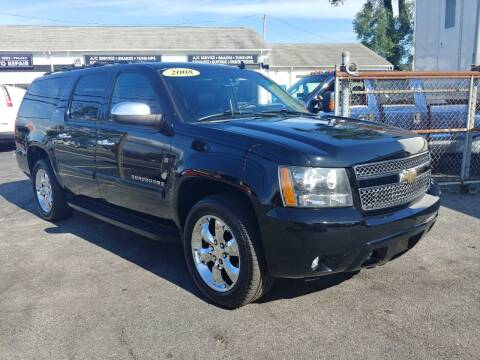 2008 Chevrolet Suburban for sale at Viking Auto Group in Bethpage NY