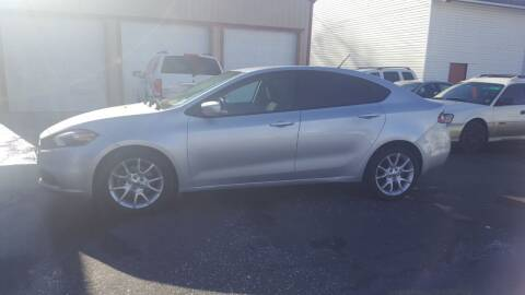 2013 Dodge Dart for sale at BRAMBILA MOTORS in Pocatello ID